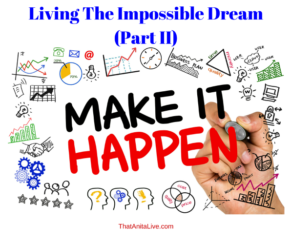 Inspiration For The Impossible Dream (Part II): Tara