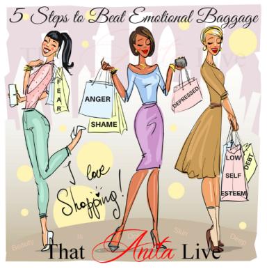 5 Steps to Beat Emotional Baggage
