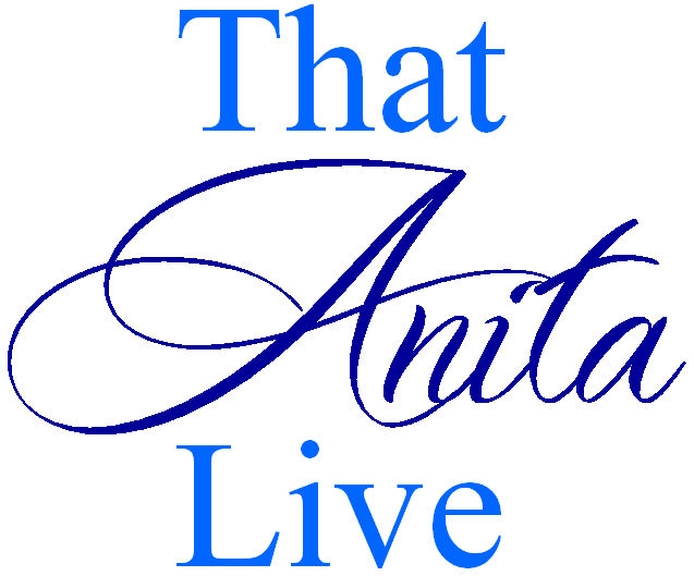 That Anita Live - The Official Site for Anita Washington